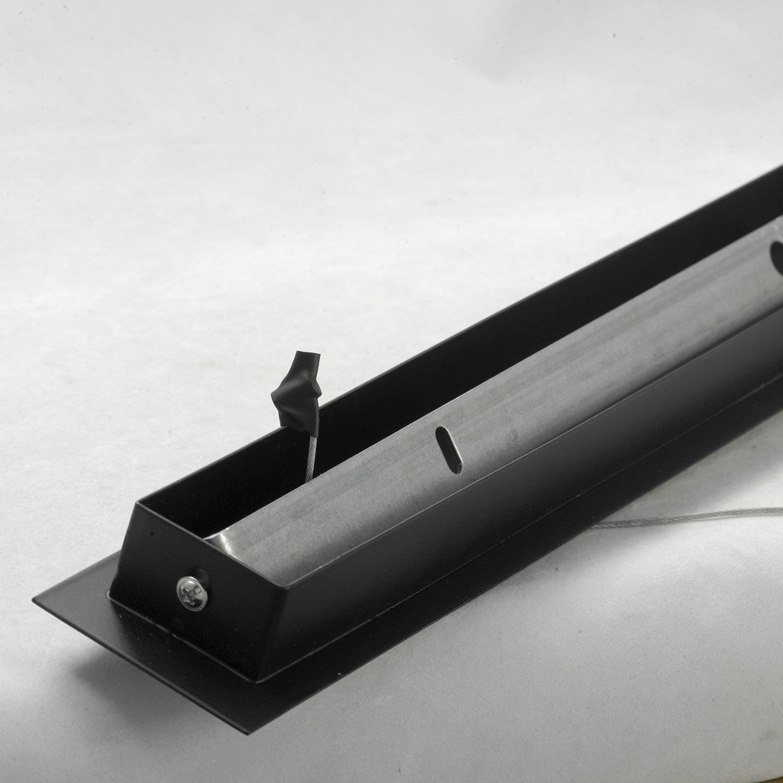 Подвесной светильник Lussole Loft Lente LSC-2503-03, IP21, 3xE14x40W, черный, белый, металл, стекло - фото 8