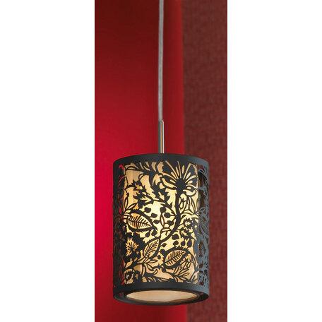 Подвесной светильник Lussole Loft Vetere LSF-2376-01, IP21, 1xE14x40W, черный, металл, металл с пластиком