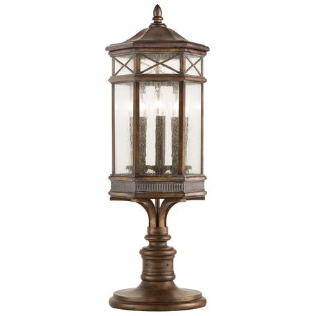 Садово-парковый светильник Fine Art Lamps Holland Park 836980, 3xE14x60W