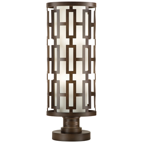 Садово-парковый светильник Fine Art Lamps River Oaks 838880, 4xE14x60W