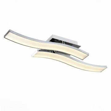Потолочный светодиодный светильник ST Luce Fluidita SL919.102.02, LED 25W 4000K (дневной)