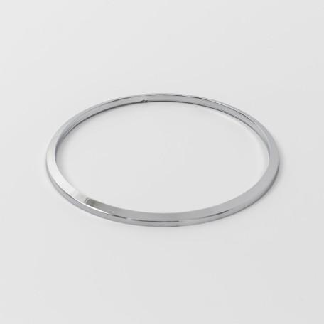 Декоративная рамка Citilux Дельта CLD6008.1, хром, металл