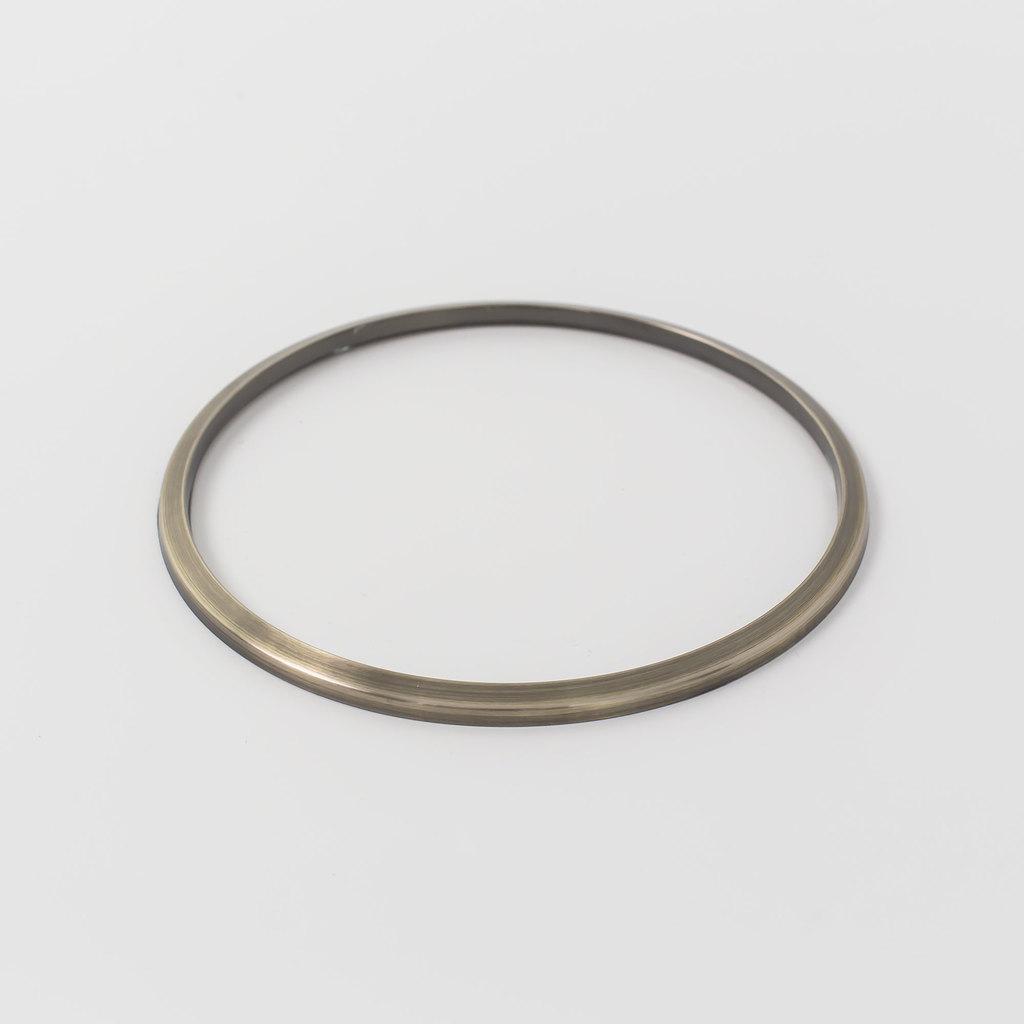 Декоративная рамка Citilux Дельта CLD6008.3, бронза, металл - фото 1
