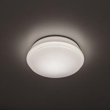Встраиваемый светодиодный светильник Citilux Дельта CLD6008W, IP54, LED 8W 3000K 520lm, белый, пластик - миниатюра 3