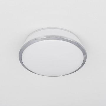 Встраиваемый светодиодный светильник Citilux Дельта CLD6008W, IP54 3000K (теплый), белый, пластик - миниатюра 7