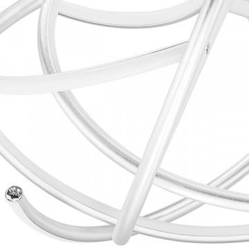 Подвесная светодиодная люстра Lightstar Ciclone 748152, LED 154W 3000K 11300lm, хром, серебро, металл, металл с пластиком - миниатюра 2