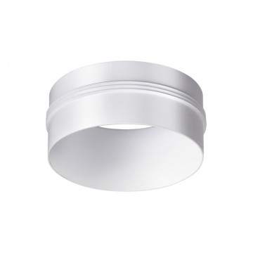 Декоративная рамка Novotech Konst Unite 370524, белый, металл