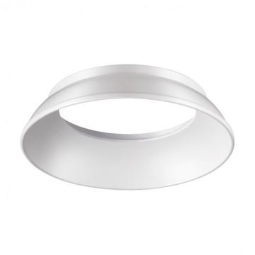 Декоративная рамка Novotech Unite 370535, белый, металл