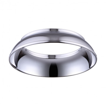 Декоративная рамка Novotech Unite 370537, хром, металл