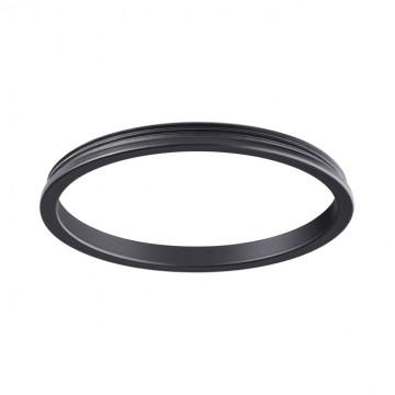 Декоративная рамка Novotech Konst Unite 370541, черный, металл