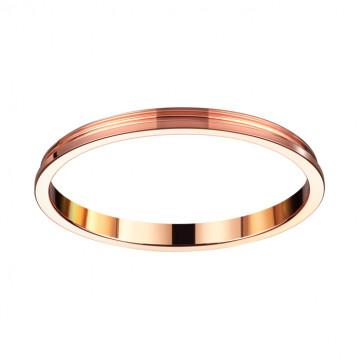 Декоративная рамка Novotech Unite 370544, медь, металл