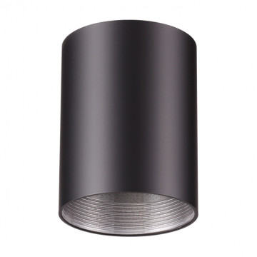 Плафон Novotech Unite 370520, черный, металл