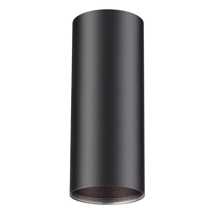 Потолочный светильник Novotech Unite 370533, 1xGU10x50W, черный, металл - фото 1