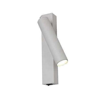 Настенный светодиодный светильник Favourite Specimen 2229-1W, LED 7W 4000K, белый, металл