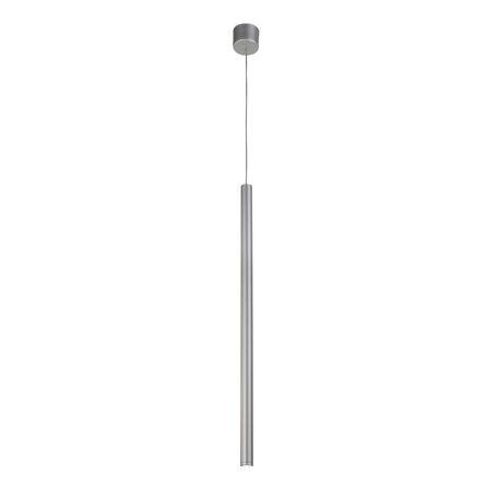 Подвесной светодиодный светильник Favourite Somnium 2238-1P, LED 5W 4000K, серебро, металл