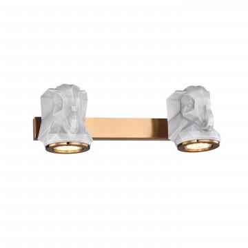 Настенный светильник Favourite Elephant 2322-2W, 2xGU10x5W