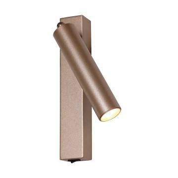 Настенный светодиодный светильник с регулировкой направления света Favourite Specimen 2228-1W, LED 7W 4000K (дневной)