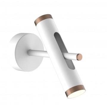 Настенный светодиодный светильник с регулировкой направления света Favourite Duplex 2325-2W, LED 6W 4000K (дневной)