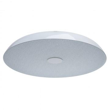 Потолочный светильник MW-Light Канапе 708010409, 9xE27x10W, белый, металл, стекло