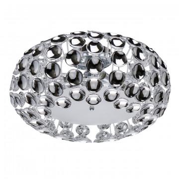 Потолочный светильник MW-Light Виола 298012905, 5xE14x40W, хром, металл, пластик