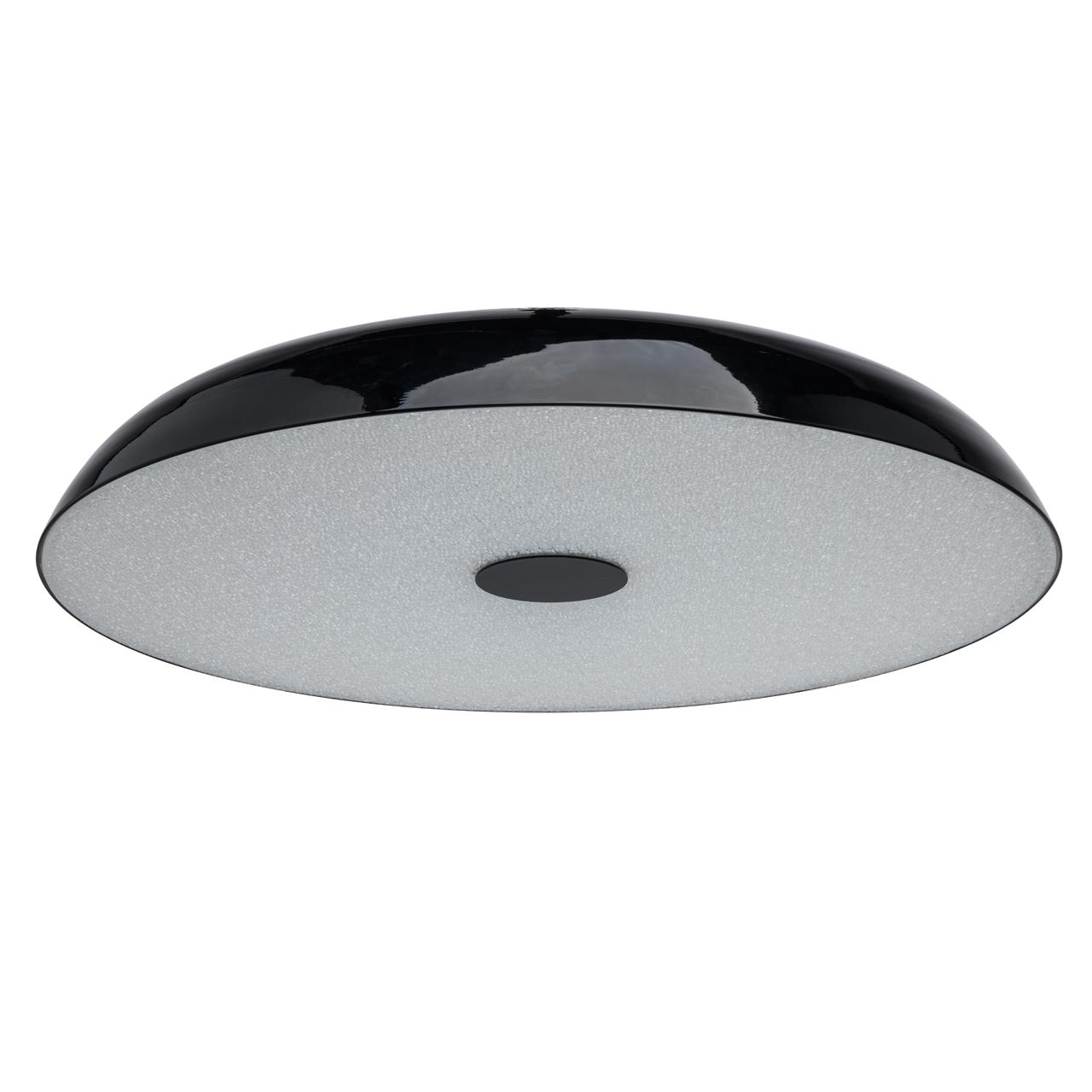 Потолочный светильник MW-Light Канапе 708010609, 9xE27x10W, черный, матовый, металл, стекло - фото 1
