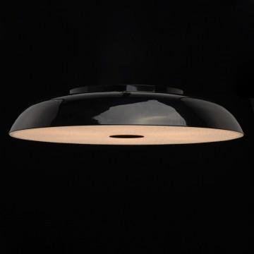 Потолочный светильник MW-Light Канапе 708010609, 9xE27x10W, черный, матовый, металл, стекло - миниатюра 3
