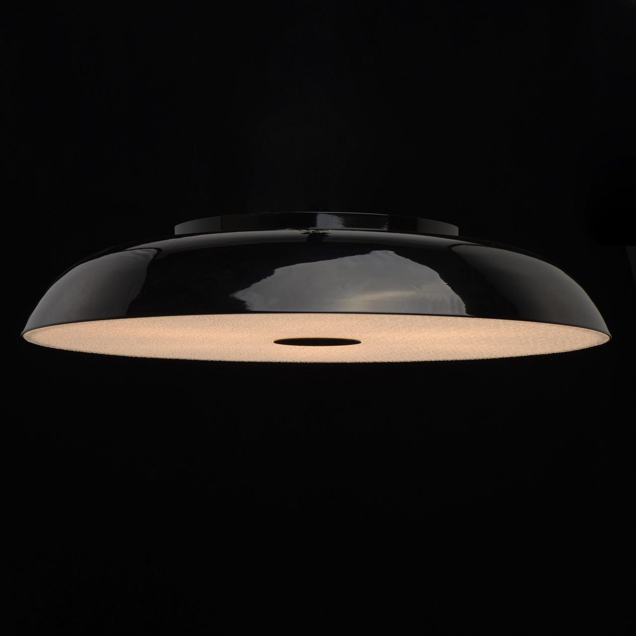 Потолочный светильник MW-Light Канапе 708010609, 9xE27x10W, черный, матовый, металл, стекло - фото 3