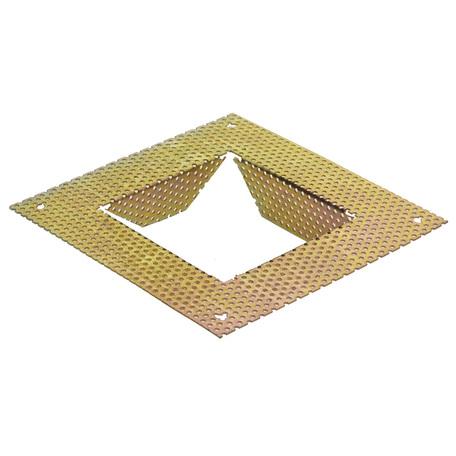 Монтажная рамка SLV FRAME BASIC/CURVE 112780, матовое золото
