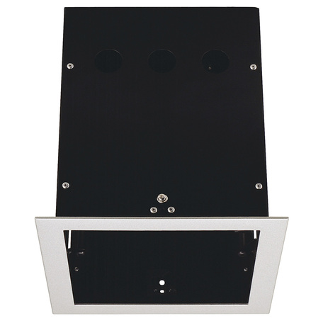 Основание встраиваемого светильника SLV AIXLIGHT® PRO, 1 FRAME 115104, серебро, металл