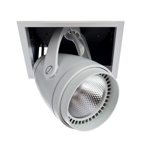 Arte Lamp Cardani A1618PL-1WH, LED 18W, 3000K (теплый), белый