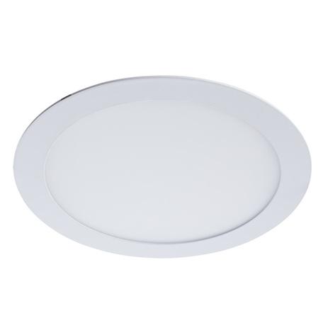 Встраиваемая светодиодная панель Arte Lamp Instyle Fine A2620PL-1WH, LED 20W 3000K 1440lm CRI≥70, белый, металл с пластиком, пластик