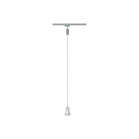 Основание подвесного светильника для шинной системы Paulmann Urail Basic-Pendulum 95003, 1xE27x11W, металл