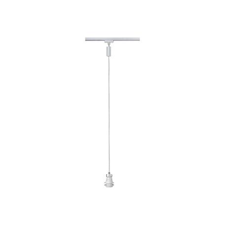Основание подвесного светильника для шинной системы Paulmann Urail Basic-Pendulum 95004, 1xE27x11W, металл