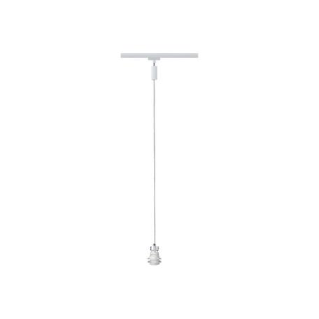 Основание подвесного светильника для шинной системы Paulmann Urail Basic-Pendulum 95005, 1xE27x11W, металл