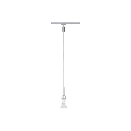 Основание подвесного светильника для шинной системы Paulmann Urail Basic-Pendulum 95013, 1xGZ10x40W, металл