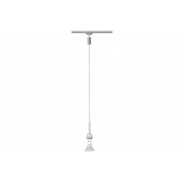 Основание подвесного светильника для шинной системы Paulmann Urail Basic-Pendulum 95183, 1xGZ10x40W, металл