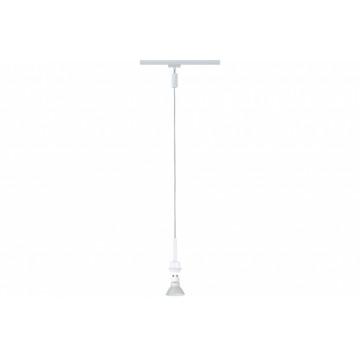 Основание подвесного светильника для шинной системы Paulmann Urail Basic-Pendulum 95185, 1xGZ10x40W, металл