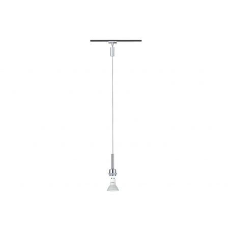 Основание подвесного светильника для шинной системы Paulmann Urail Basic-Pendulum 95187, 1xGZ10x3,5W, металл