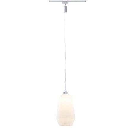 Подвесной светильник для шинной системы Paulmann Remo 94999, 1xGU10x25W, металл, стекло