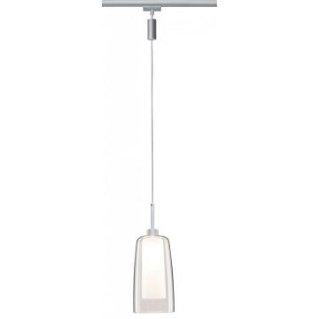 Подвесной светильник для шинной системы Paulmann Arido 94998, 1xGU10x25W, металл, стекло