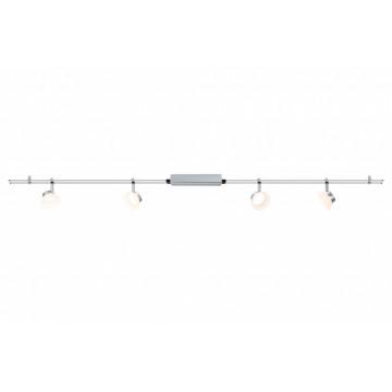 Рельсовая система освещения Paulmann Spot IceLED I 95194, LED 16W, металл, пластик