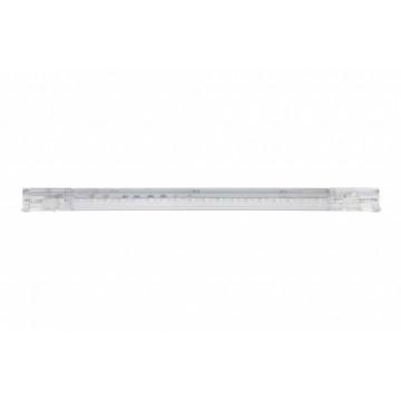 Светодиодный светильник для шинной системы Paulmann Spot Inline 95129, LED 2W, прозрачный, пластик