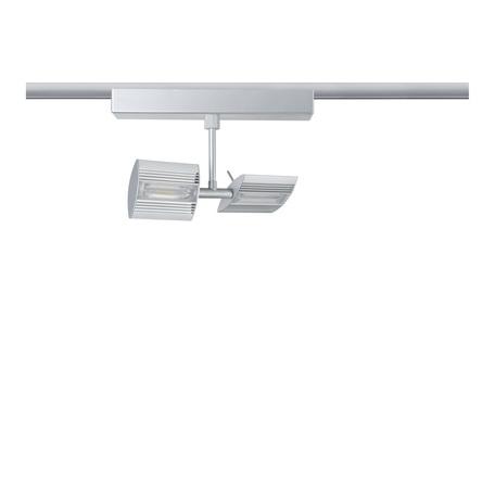 Светодиодный светильник с регулировкой направления света Paulmann Linear 95038, LED 12W, металл