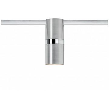 Светильник Paulmann ProRail Spot Allegro 95153, 1xGU10x50W, алюминий, металл
