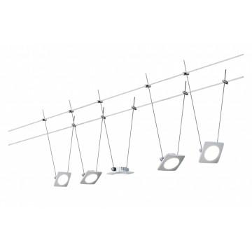 Тросовая система освещения Paulmann QuadLED 94111