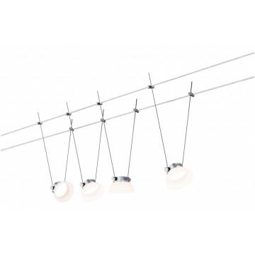 Тросовая система освещения Paulmann IceLED 94112