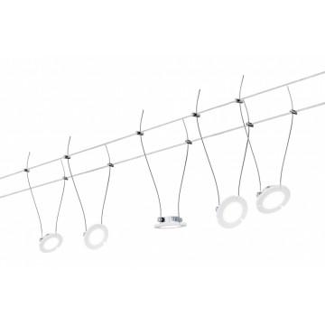 Тросовая система освещения Paulmann DaisyLED 94118