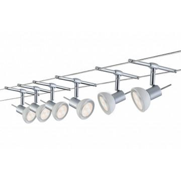 Тросовая система освещения Paulmann Sheela 94123