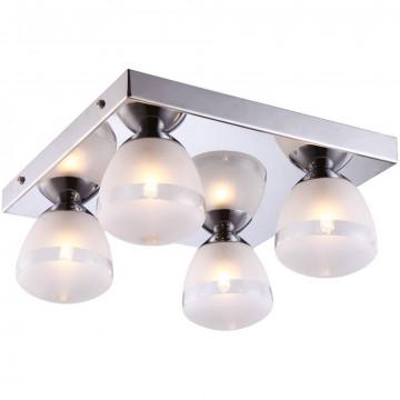 Arte Lamp Aqua A9501PL-4CC, IP44, 4xG9x33W, белый