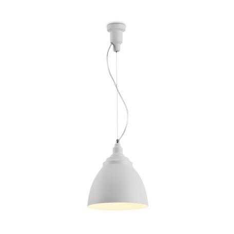Подвесной светильник Maytoni Bellevue P534PL-01W, 1xE27x60W, белый, металл